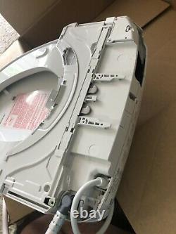 TOTO S550E SW3056#01 Washlet Closed Bidet Seat Elongated, White (READ)