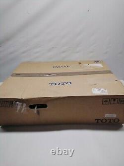 TOTO S550e WASHLET TCF4911UR SW3056 #01 Cotton White brand new open. Box