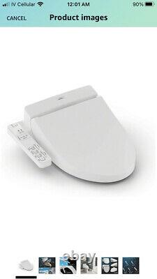 TOTO SW2014#01 A100 Electronic Bidet Toilet Cleansing Warm Water Heated Seat