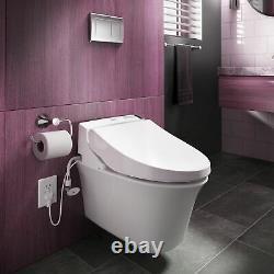 TOTO SW2044 Washlet C200 Elongated Soft Close Bidet Seat Cotton