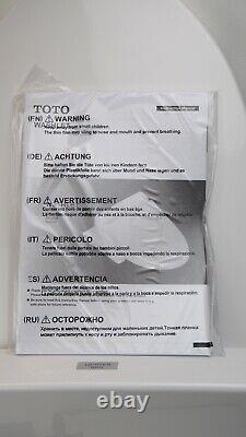 TOTO WASHLET A100 SW2014#01, Elongated