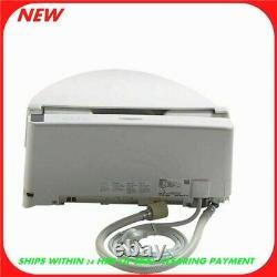 TOTO WASHLET C200 SW2044#01 Cotton White, Elongated R1