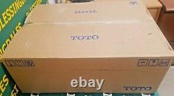 TOTO Washlet C200 SW2044 #01 Electronic Bidet Toilet Seat Cotton White
