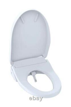 TOTO Washlet S500e Elongated Bidet Cotton White Local Pick Up Only