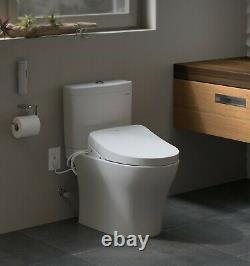 TOTO s550e Washlet Bidet Elongated (SW3056#01) in Cotton New Unopened