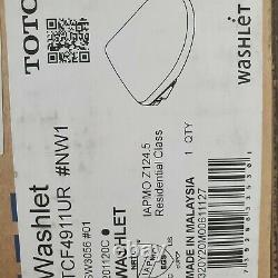 TOTO s550e Washlet Bidet Elongated (SW3056#01) in Cotton New Unopened