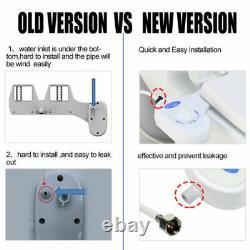 Toilet Seat Attachment Fresh Water Spray Non Electric Mechanical Bidet Parts