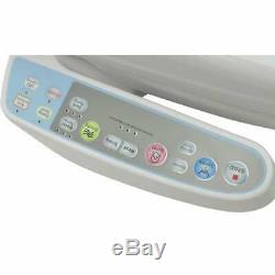 Toilet Seat Luxury Bidet Auto Electronic Heating Self Cleaning Air Dry