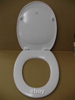 Toilettendeckel Pressalit Dania WC Sitz weiß 982000-B47999