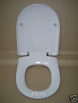 Toilettendeckel Pressalit Delight WC Sitz weiß 592