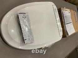 Toto S350E Washlet Electronic Bidet Toilet Seat & Remote Retail $1,500