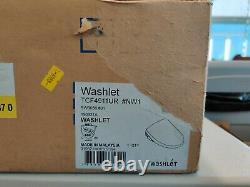 Toto WASHLET Electronic Bidet Toilet Seat SW3056#01