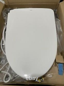 Toto WASHLET Electronic Bidet Toilet Seat SW3056#01 S550e DAMAGED LID