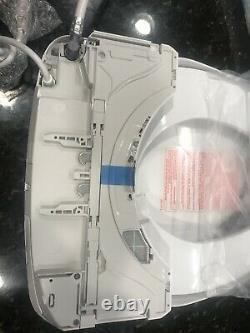 Toto WASHLET S550e Electronic Bidet Toilet Seat with EWATER+ and Auto Open