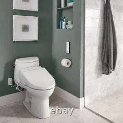 Toto Washlet Easy Install Electric Elongated Bidet Toilet Seat T1SW2024 #2 1364