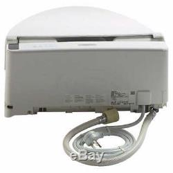 Toto Washlet Easy Install Electronic Elongated Bidet Toilet Seat T1SW2024 0683
