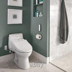 Toto Washlet Easy Install Electronic Elongated Bidet Toilet Seat T1SW2024#3 1619