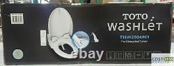 Toto Washlet Electronic Bidet Toilet Seat T1SW2024