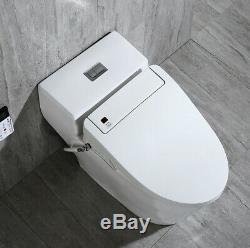 WoodBridge Luxury Bidet Toilet T0737, full sets of Toilet and matching Bidet